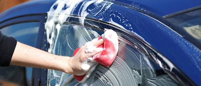 Качественное мытье с шампунем